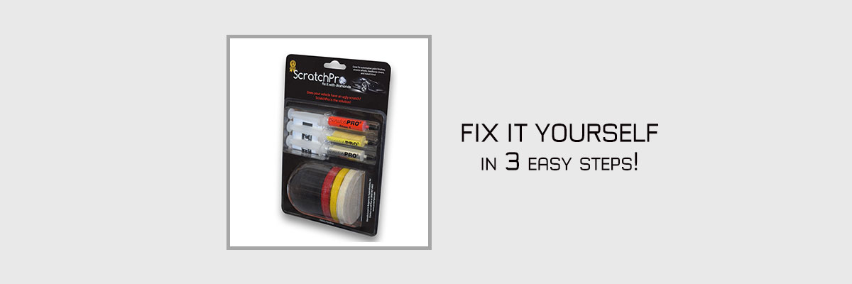 Fix it yorself in 3 easy steps